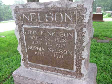 NELSON, JOHN F. - Burt County, Nebraska   JOHN F. NELSON - Nebraska Gravestone Photos