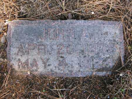 NELSON, JOHN A. - Burt County, Nebraska | JOHN A. NELSON - Nebraska Gravestone Photos