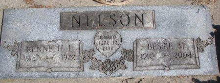 NELSON, KENNETH L. - Burt County, Nebraska | KENNETH L. NELSON - Nebraska Gravestone Photos