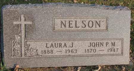 NELSON, LAURA J. - Burt County, Nebraska | LAURA J. NELSON - Nebraska Gravestone Photos