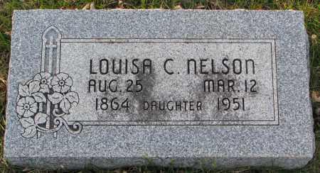 NELSON, LOUISA C. - Burt County, Nebraska | LOUISA C. NELSON - Nebraska Gravestone Photos