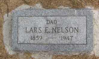NELSON, LARS E. - Burt County, Nebraska | LARS E. NELSON - Nebraska Gravestone Photos