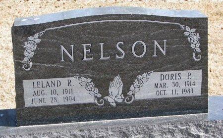 NELSON, LELAND R. - Burt County, Nebraska | LELAND R. NELSON - Nebraska Gravestone Photos