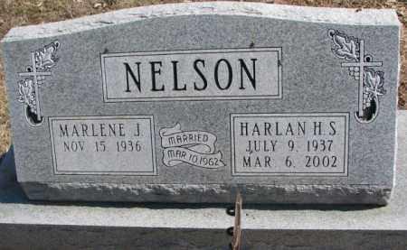 NELSON, HARLAN H.S. - Burt County, Nebraska | HARLAN H.S. NELSON - Nebraska Gravestone Photos
