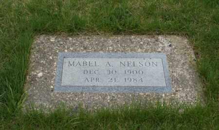 NELSON, MABEL A. - Burt County, Nebraska | MABEL A. NELSON - Nebraska Gravestone Photos