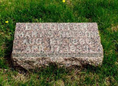 NELSON, MARY S. - Burt County, Nebraska | MARY S. NELSON - Nebraska Gravestone Photos