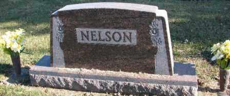 NELSON, PLOT - Burt County, Nebraska | PLOT NELSON - Nebraska Gravestone Photos
