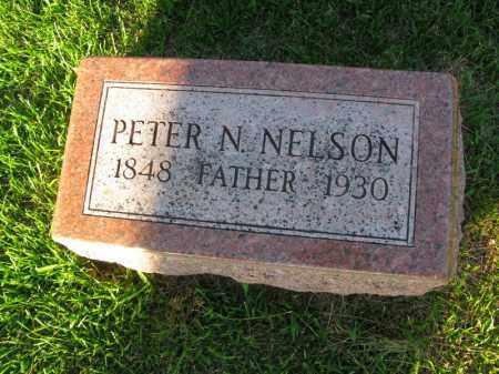 NELSON, PETER N. - Burt County, Nebraska | PETER N. NELSON - Nebraska Gravestone Photos