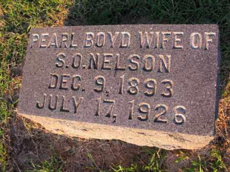 NELSON, PEARL - Burt County, Nebraska | PEARL NELSON - Nebraska Gravestone Photos