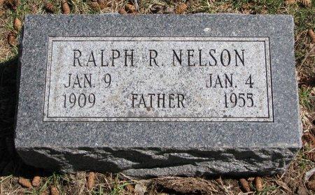 NELSON, RALPH R. - Burt County, Nebraska | RALPH R. NELSON - Nebraska Gravestone Photos