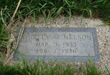 NELSON, SHIRLEY M. - Burt County, Nebraska   SHIRLEY M. NELSON - Nebraska Gravestone Photos