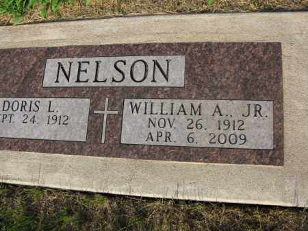 NELSON, WILLIAM A. JR. - Burt County, Nebraska | WILLIAM A. JR. NELSON - Nebraska Gravestone Photos