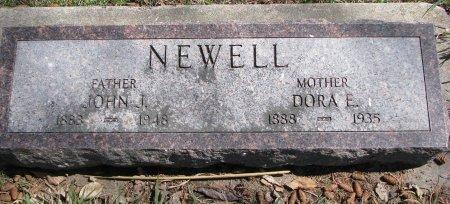 NEWELL, DORA E. - Burt County, Nebraska   DORA E. NEWELL - Nebraska Gravestone Photos