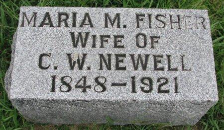 NEWELL, MARIA M. - Burt County, Nebraska | MARIA M. NEWELL - Nebraska Gravestone Photos