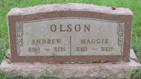 "OLSON, MARGARET JANE ""MAGGIE"" - Burt County, Nebraska   MARGARET JANE ""MAGGIE"" OLSON - Nebraska Gravestone Photos"