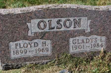 OLSON, FLOYD H. - Burt County, Nebraska | FLOYD H. OLSON - Nebraska Gravestone Photos