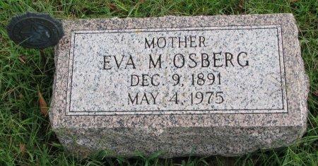 LLOYD OSBERG, EVA MAE - Burt County, Nebraska | EVA MAE LLOYD OSBERG - Nebraska Gravestone Photos