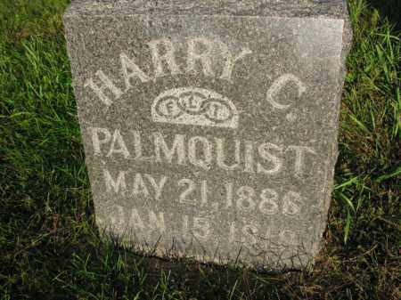 PALMQUIST, HARRY C. - Burt County, Nebraska | HARRY C. PALMQUIST - Nebraska Gravestone Photos