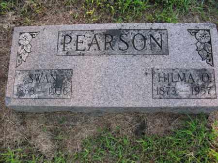 PEARSON, SWAN - Burt County, Nebraska | SWAN PEARSON - Nebraska Gravestone Photos