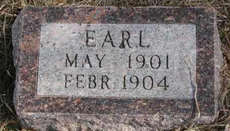 PETERSON, EARL - Burt County, Nebraska | EARL PETERSON - Nebraska Gravestone Photos