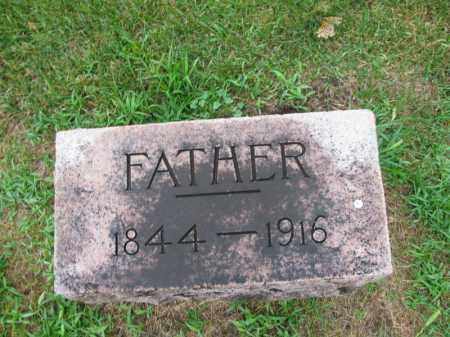 PETERSON, FATHER - Burt County, Nebraska   FATHER PETERSON - Nebraska Gravestone Photos