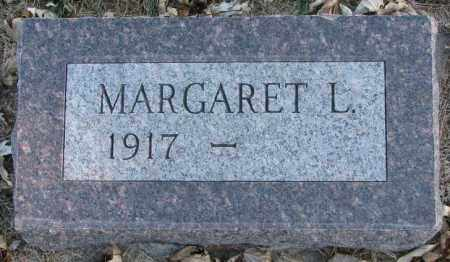 PETERSON, MARGARET L. - Burt County, Nebraska | MARGARET L. PETERSON - Nebraska Gravestone Photos