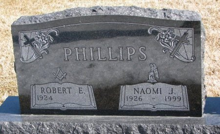 PHILLIPS, NAOMI J. - Burt County, Nebraska | NAOMI J. PHILLIPS - Nebraska Gravestone Photos