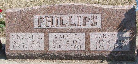 PHILLIPS, VINCENT B. - Burt County, Nebraska | VINCENT B. PHILLIPS - Nebraska Gravestone Photos