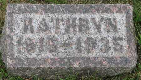 PHIPPS, KATHRYN - Burt County, Nebraska | KATHRYN PHIPPS - Nebraska Gravestone Photos