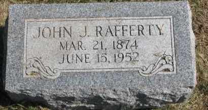 RAFFERTY, JOHN J. - Burt County, Nebraska | JOHN J. RAFFERTY - Nebraska Gravestone Photos