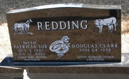 "REDDING, PATRICIA SUE ""PATTIE"" - Burt County, Nebraska 
