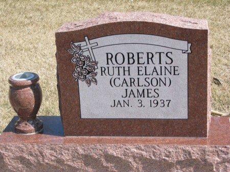 ROBERTS, RUTH ELAINE - Burt County, Nebraska | RUTH ELAINE ROBERTS - Nebraska Gravestone Photos
