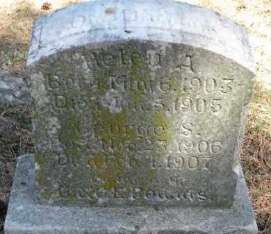 ROUNDS, HELEN A. - Burt County, Nebraska   HELEN A. ROUNDS - Nebraska Gravestone Photos