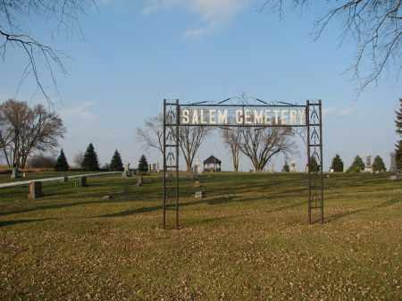 *SALEM, NOTES-GPS - Burt County, Nebraska | NOTES-GPS *SALEM - Nebraska Gravestone Photos