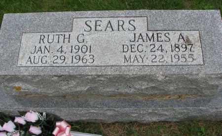 SEARS, RUTH G. - Burt County, Nebraska | RUTH G. SEARS - Nebraska Gravestone Photos