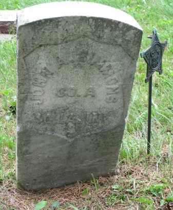 SIMMONS, JOHN A. - Burt County, Nebraska   JOHN A. SIMMONS - Nebraska Gravestone Photos