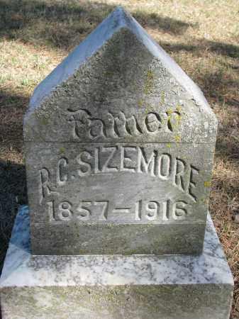 SIZEMORE, RUSSELL C. - Burt County, Nebraska | RUSSELL C. SIZEMORE - Nebraska Gravestone Photos