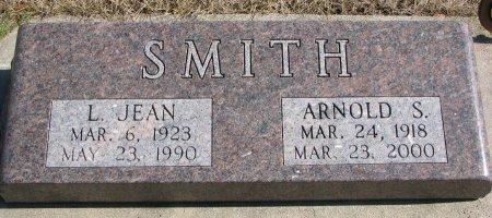 SMITH, L. JEAN - Burt County, Nebraska   L. JEAN SMITH - Nebraska Gravestone Photos