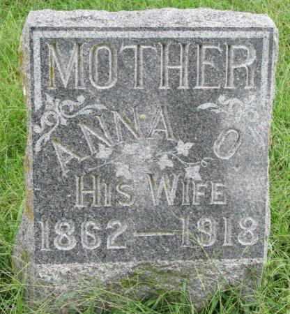 SMITH, ANNA  - Burt County, Nebraska | ANNA  SMITH - Nebraska Gravestone Photos