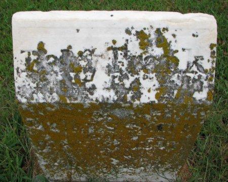 SMITH, BABY FRANK (TOP OF STONE) - Burt County, Nebraska | BABY FRANK (TOP OF STONE) SMITH - Nebraska Gravestone Photos