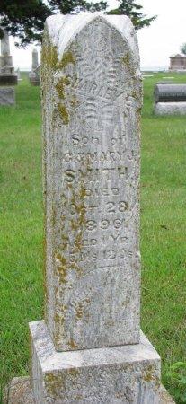 SMITH, CHARLEY E. - Burt County, Nebraska   CHARLEY E. SMITH - Nebraska Gravestone Photos