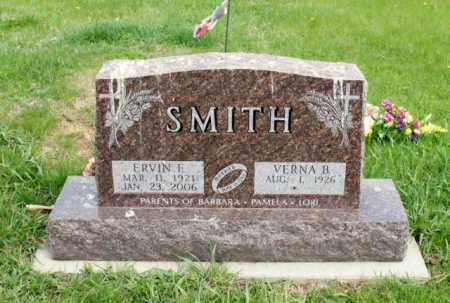 SMITH, VERNA B. - Burt County, Nebraska   VERNA B. SMITH - Nebraska Gravestone Photos