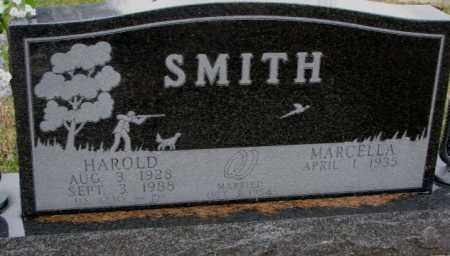 SMITH, HAROLD - Burt County, Nebraska | HAROLD SMITH - Nebraska Gravestone Photos