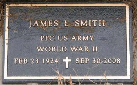 SMITH, JAMES L. (WW II) - Burt County, Nebraska | JAMES L. (WW II) SMITH - Nebraska Gravestone Photos
