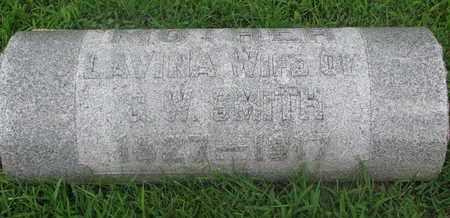 SMITH, LAVINA - Burt County, Nebraska | LAVINA SMITH - Nebraska Gravestone Photos