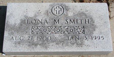 SMITH, LONA M. - Burt County, Nebraska | LONA M. SMITH - Nebraska Gravestone Photos