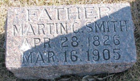 SMITH, MARTIN G. - Burt County, Nebraska | MARTIN G. SMITH - Nebraska Gravestone Photos
