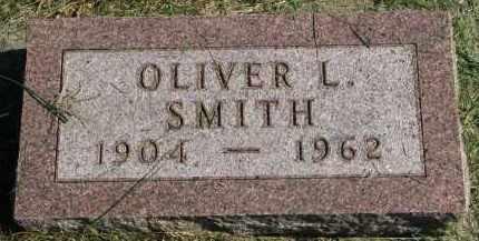 SMITH, OLIVER L. - Burt County, Nebraska   OLIVER L. SMITH - Nebraska Gravestone Photos