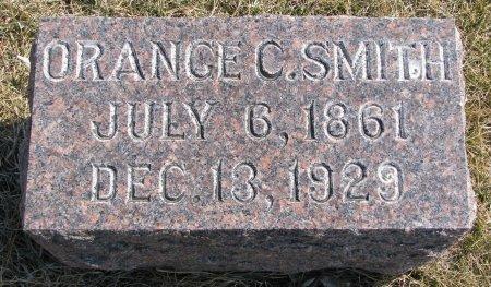 SMITH, ORANGE C. - Burt County, Nebraska | ORANGE C. SMITH - Nebraska Gravestone Photos