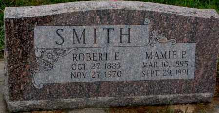 SMITH, ROBERT E. - Burt County, Nebraska | ROBERT E. SMITH - Nebraska Gravestone Photos